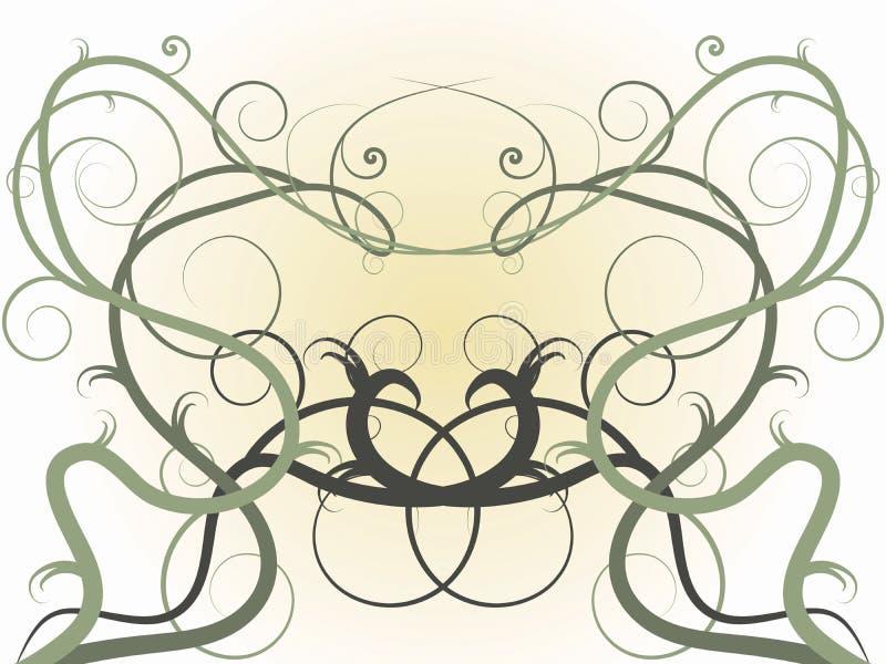 Download Viti simmetriche illustrazione vettoriale. Immagine di vettori - 9271065