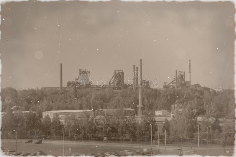 Vitkovice Iroworks imagen de archivo libre de regalías