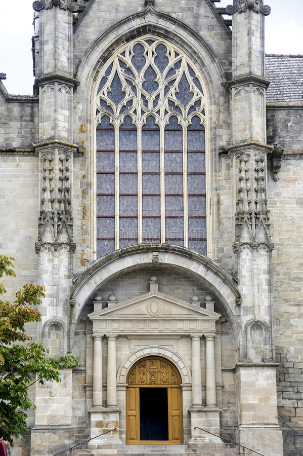 Download Vitre, Brittany stock photo. Image of monument, facade - 26899044