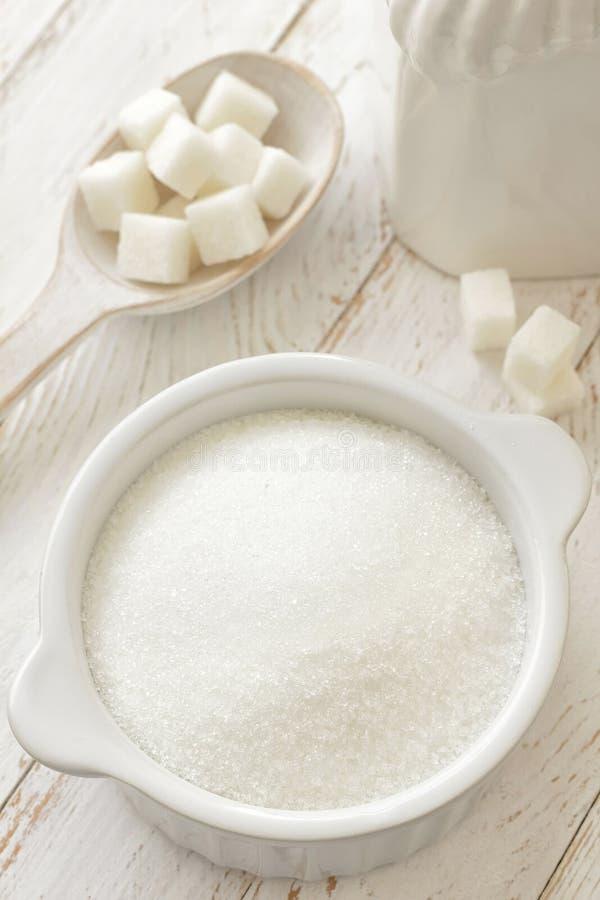Socker royaltyfria foton