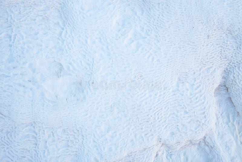Vitt krabbt stenar textur royaltyfria foton