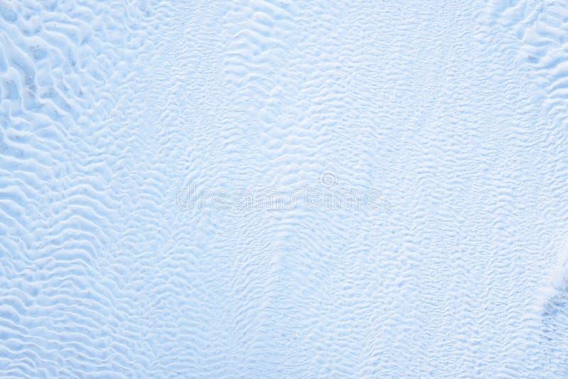 Vitt krabbt stenar textur royaltyfri bild