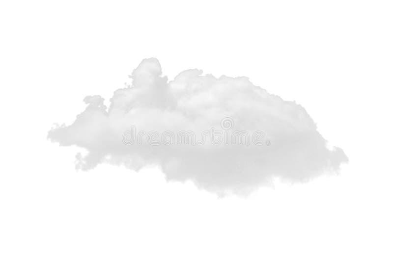 Vitt moln för enkel natur royaltyfri foto