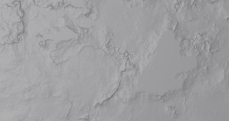 Vitt och ljust - grå texturbakgrund Abstrakt marmorcementtextur, stenar naturliga modeller för designkonstarbete royaltyfri fotografi