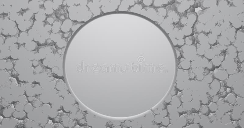 Vitt och ljust - gr? bakgrundstextur Abstrakt marmorcementtextur, naturliga stenmodeller f?r designarbete ram f?r att skriva royaltyfri foto