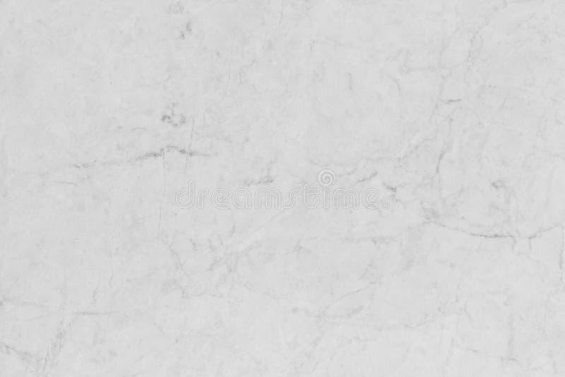 Vitt skrapat naturligt för marmortexturbakgrund royaltyfri illustrationer
