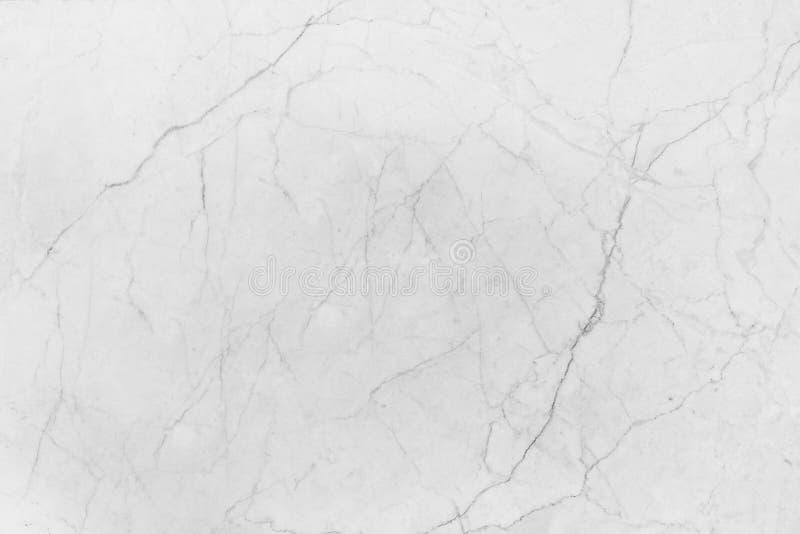 Vitt skrapat naturligt för marmortexturbakgrund arkivfoton