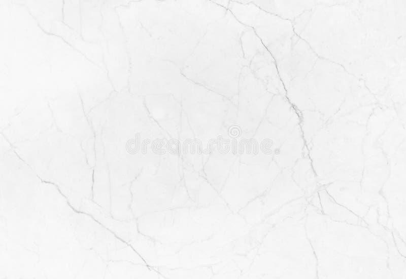 Vitt skrapat naturligt för marmortexturbakgrund royaltyfri bild