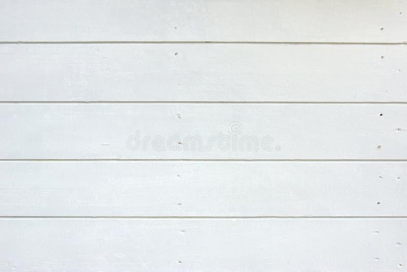 Vitt trä stiger ombord panelen royaltyfria bilder