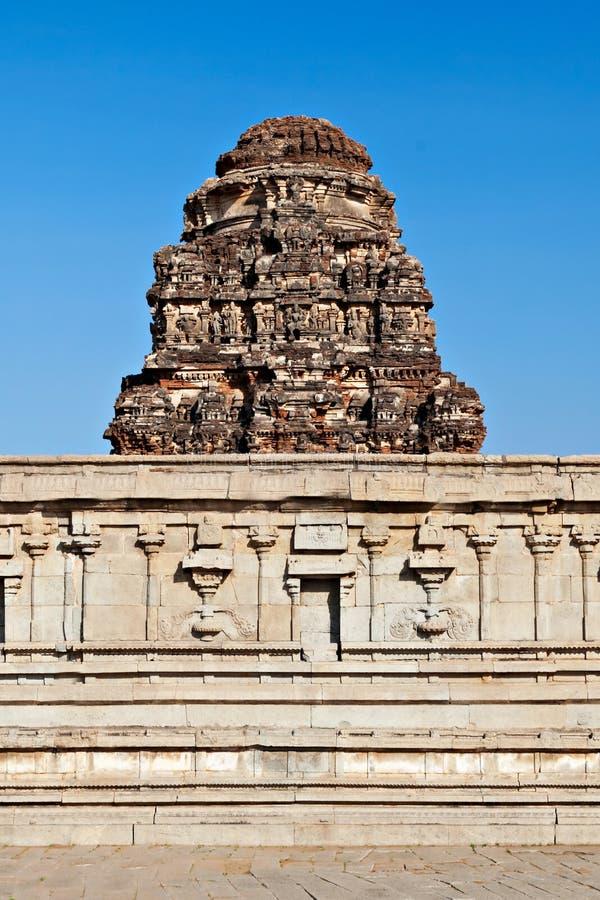Vittala temple, India. Vittala temple, Hampi, Karnataka state, India royalty free stock image