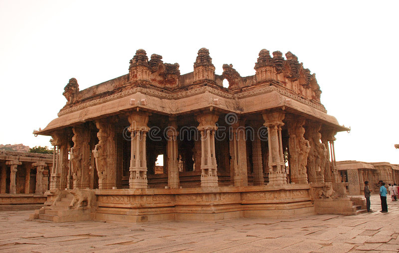 Vitthala temple stock photos