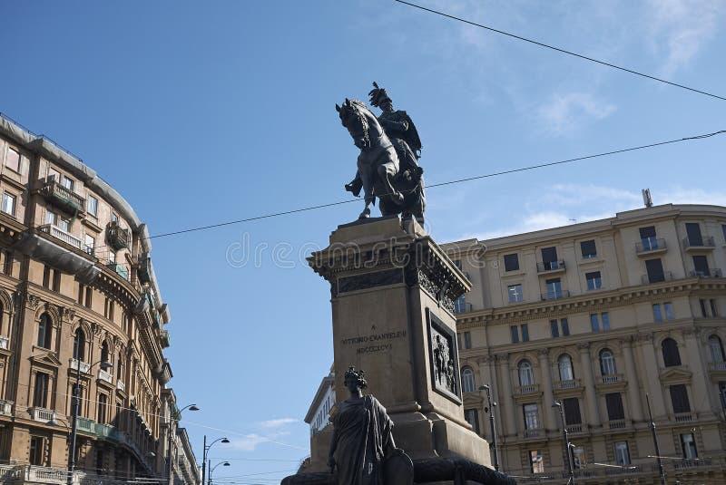 Vittorio Emanuel Monument stock fotografie