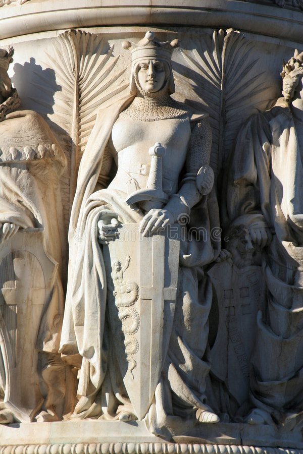 vittorio rome наземного ориентира emanuel детали стоковые изображения rf