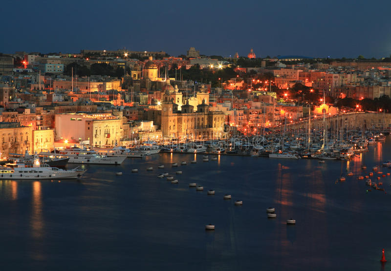 Vittoriosa (Malta) imagem de stock royalty free