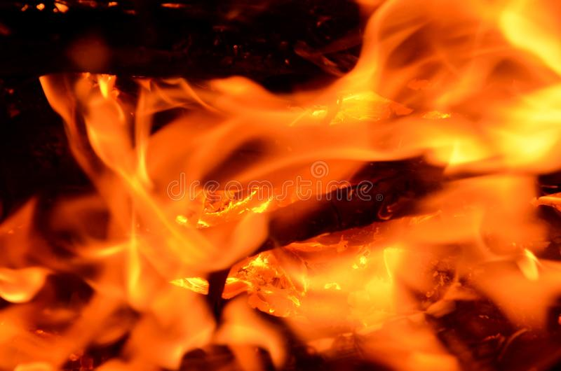 Bright graphic resource consists of a flame in the wind. A vivid graphic resource consists of lying in the wind stock photo