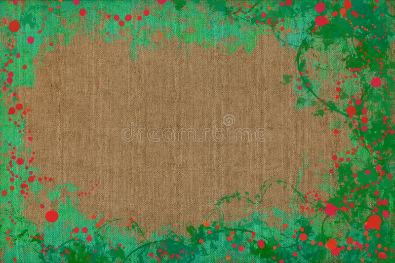 Vivid joyful painting background texture with dynamic patterns and vibrant colors. royalty free stock photo