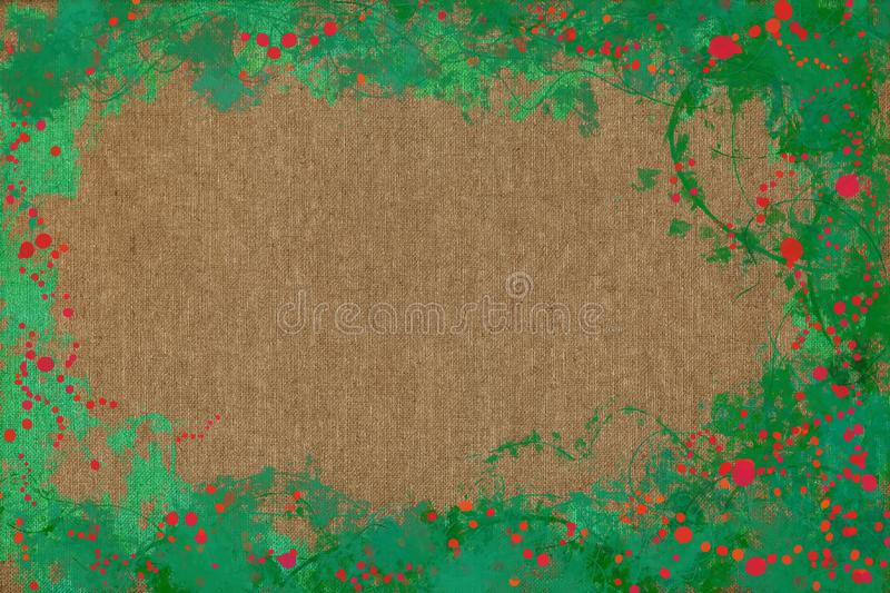 Vivid joyful painting background texture with dynamic patterns and vibrant colors. royalty free stock photography