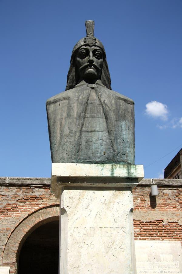 Vlad Tepes - Dracula Stock Photos