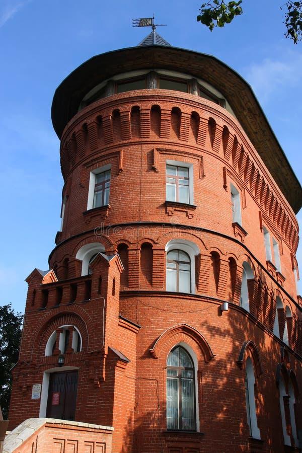 Vladimir市博物馆 库存照片