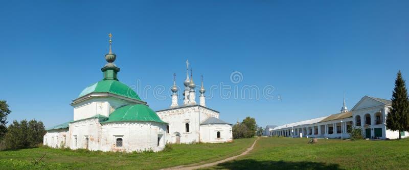 vladimir городка России зоны ансамбля suzdal стоковое фото rf