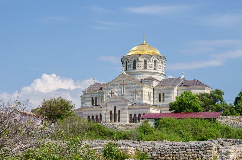 Vladimir Cathedral photo libre de droits