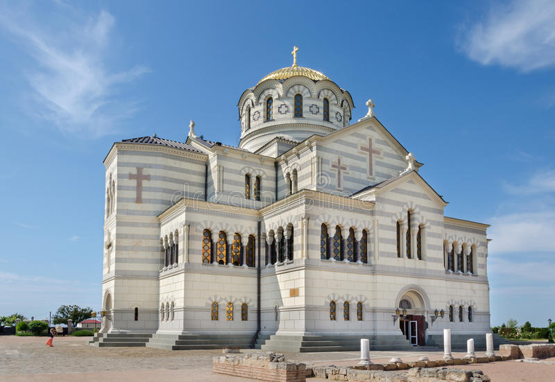 Vladimir Cathedral images stock