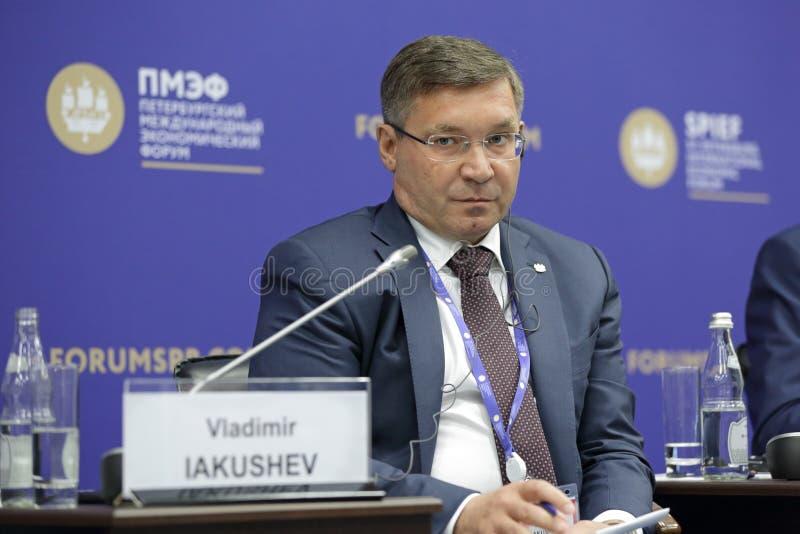 Vladimir Iakushev photo libre de droits