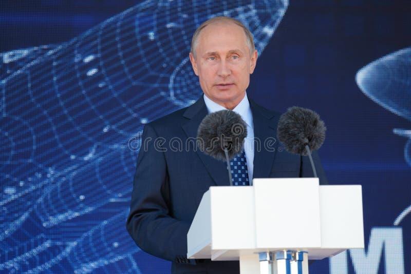 Vladimir Putin στοκ φωτογραφία