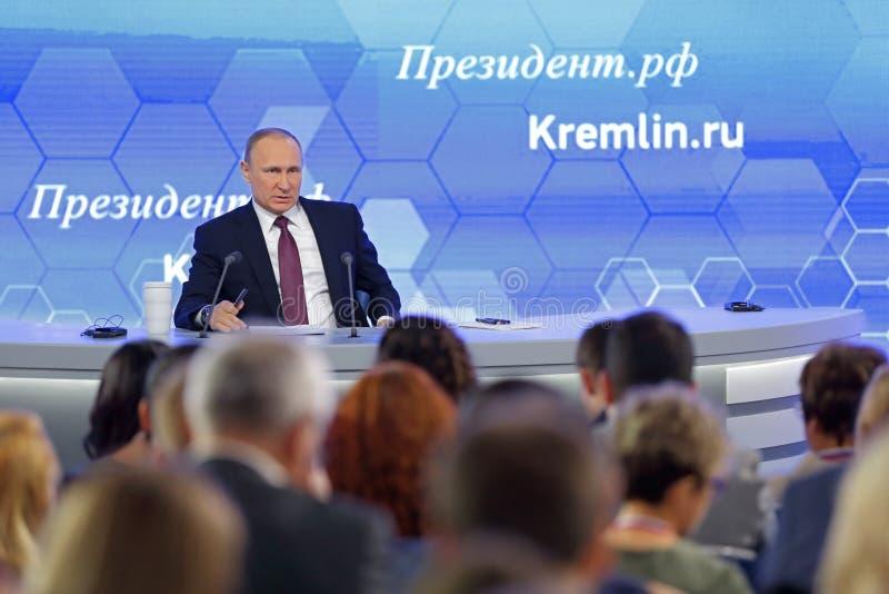 Vladimir Putin royalty-vrije stock fotografie