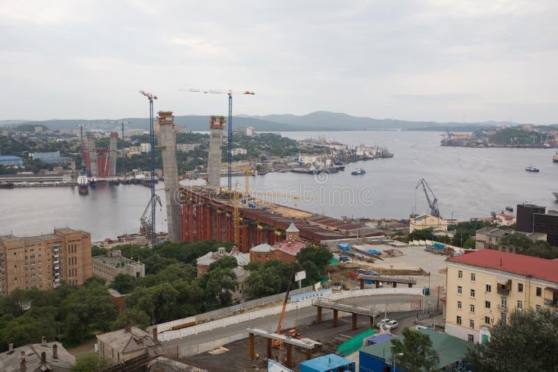 Vladivostok royalty-vrije stock foto's