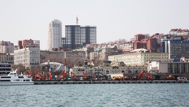 Vladivostok imagens de stock royalty free
