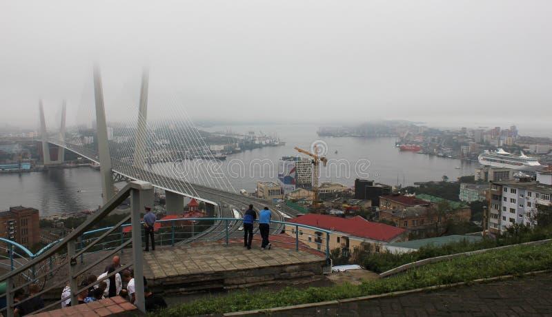 Download Vladivostok During The APEC Summit In September Editorial Stock Image - Image: 26423169