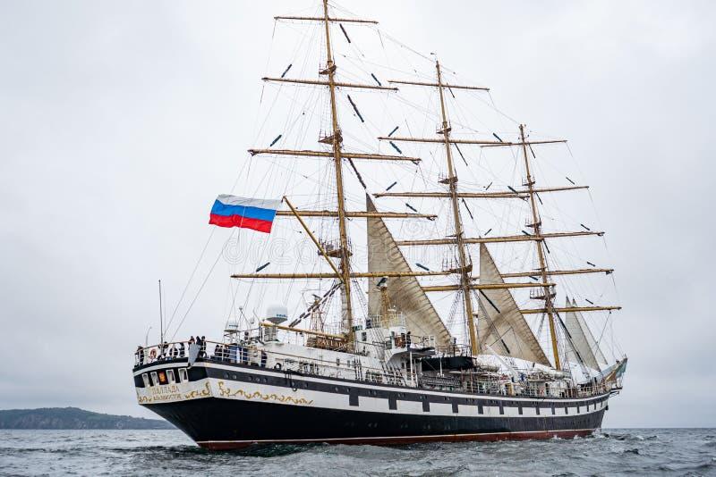 Vladivostok, Primorsky Krai Rusland E royalty-vrije stock fotografie