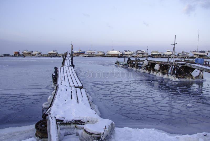 Vladivostokligplaats royalty-vrije stock afbeelding