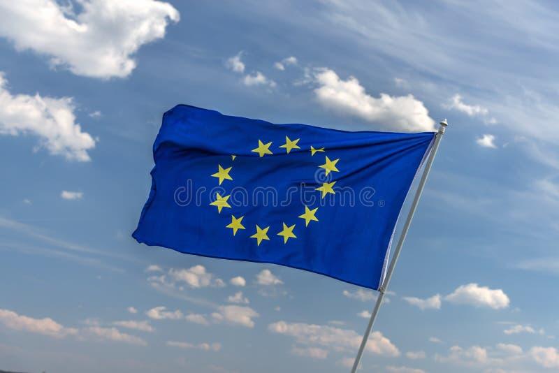 Download Vlag stock foto. Afbeelding bestaande uit cloudscape - 39112892