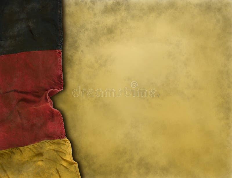 Vlag Duitsland stock fotografie
