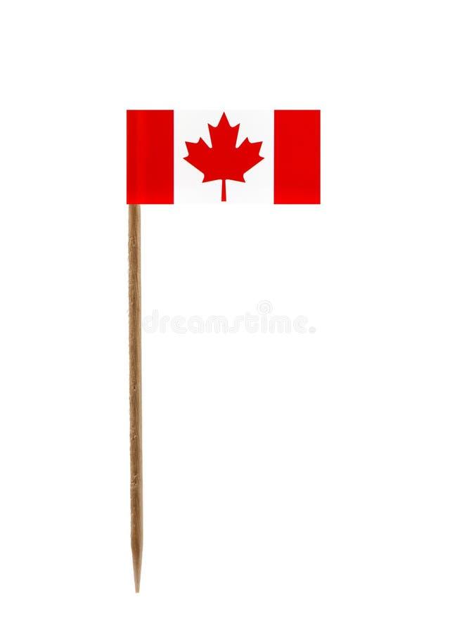 Vlag van Canada royalty-vrije stock afbeelding