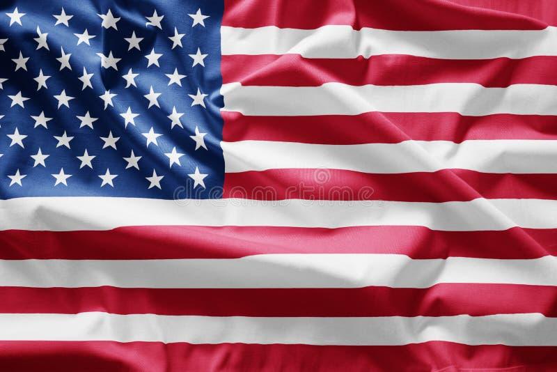 Vlag van de V stock afbeeldingen