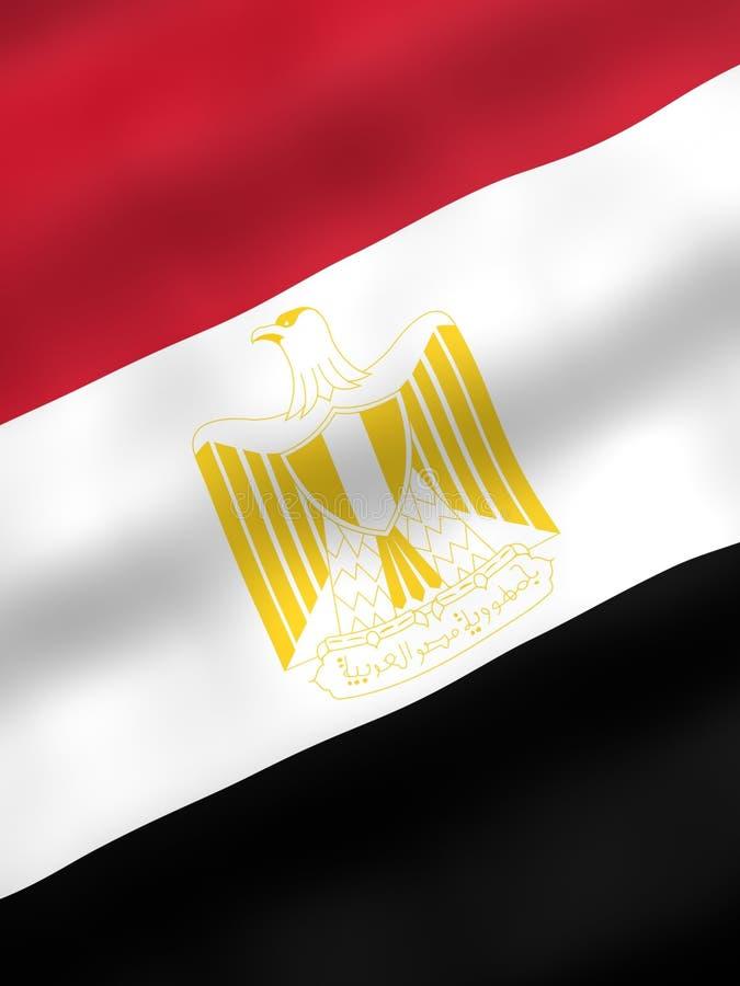 Vlag van Egypte