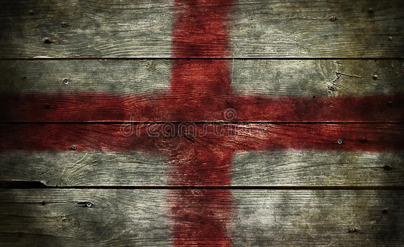 Vlag van Engeland royalty-vrije stock foto's