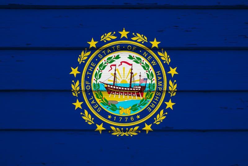 Vlag van Louisiane royalty-vrije stock fotografie