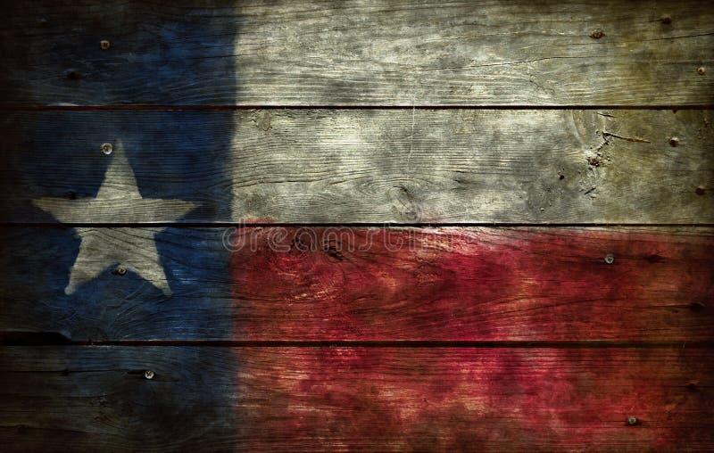 Vlag van Texas royalty-vrije stock afbeeldingen