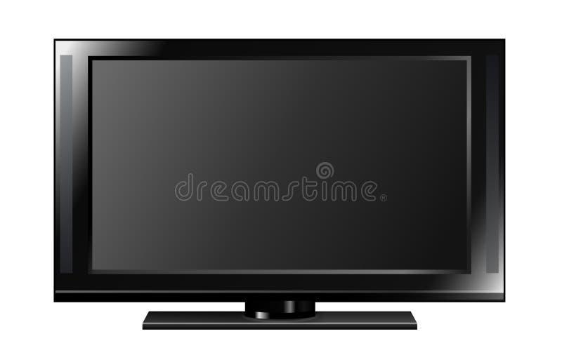 Vlakke TV van het Comité