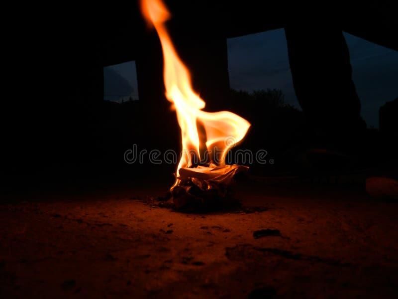 vlam royalty-vrije stock afbeeldingen
