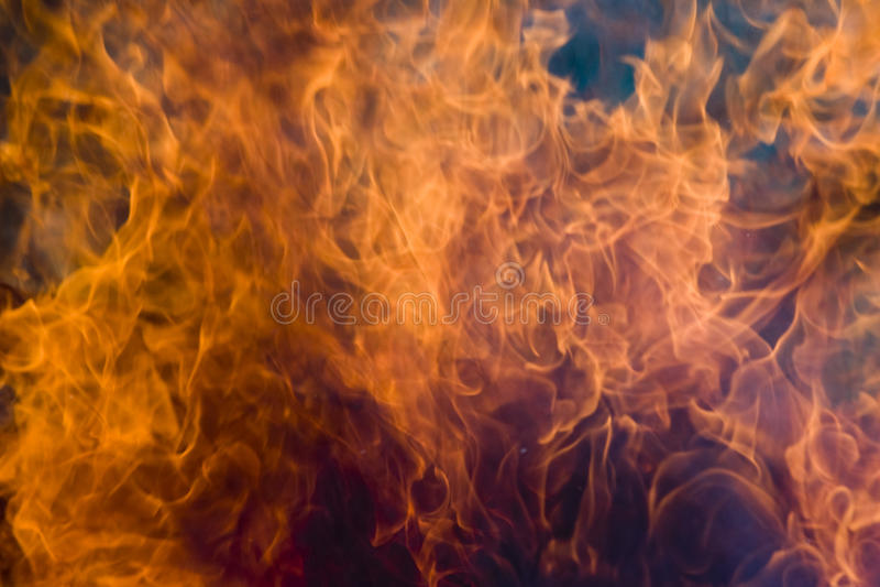 Vlammen royalty-vrije stock foto