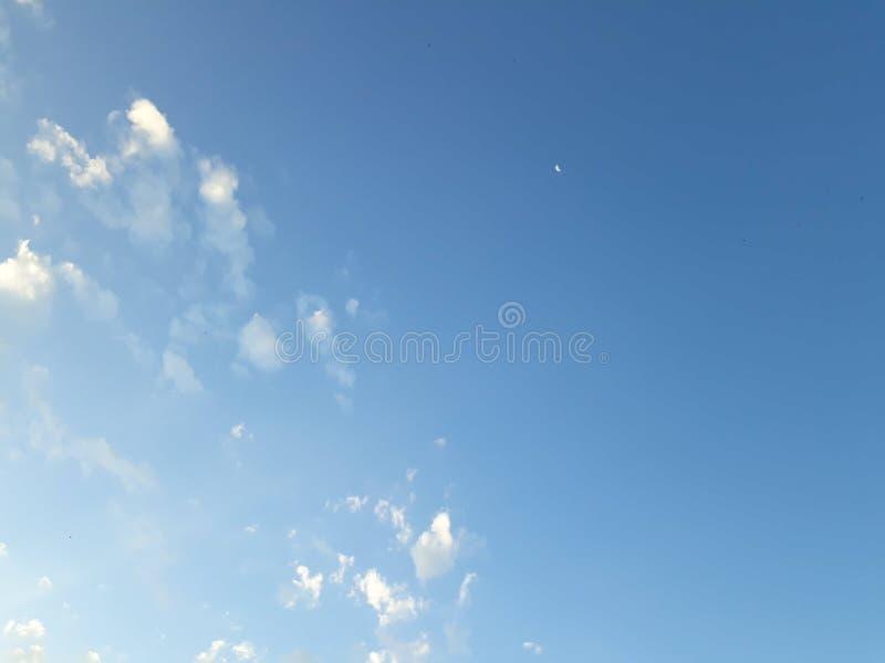 Vlek de maan stock afbeeldingen