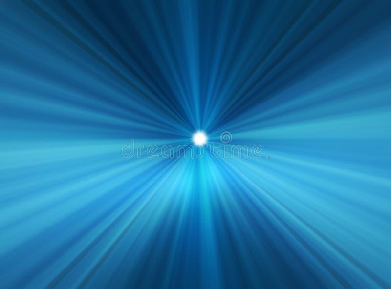 Vlek van Licht royalty-vrije illustratie