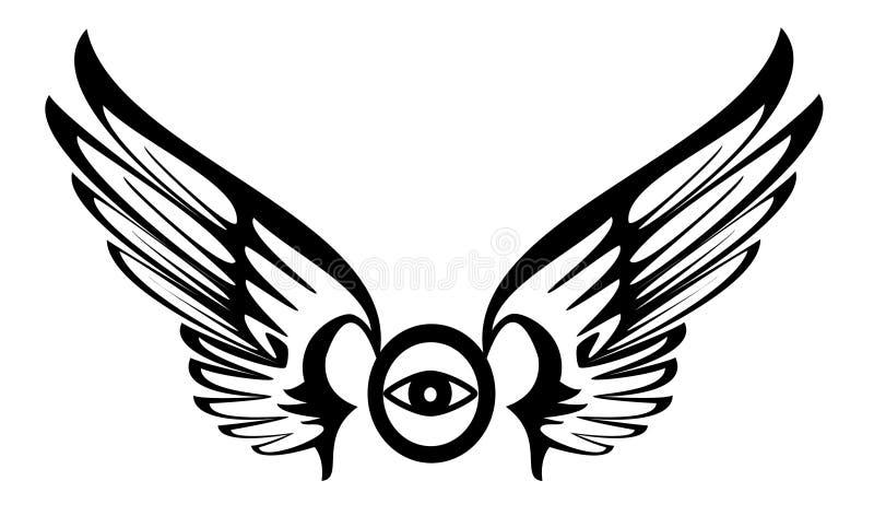 Vleugels stock foto's