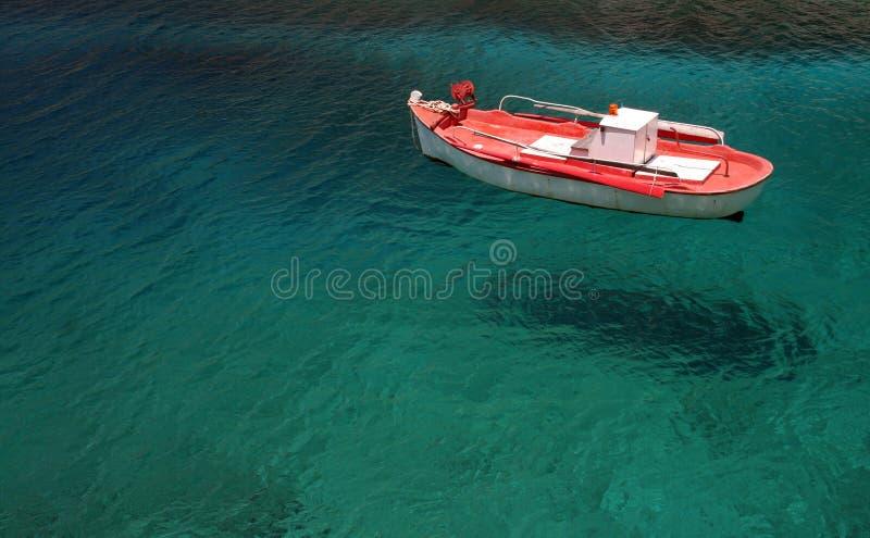 Vliegende boot royalty-vrije stock fotografie