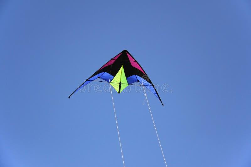 Vlieger. stock fotografie